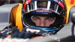 Max Verstapen alla ricerca della concentrazione - GP Austria