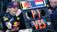 Max Verstappen al debutto in Red Bull vince la sua prima gara in Formula 1 a Barcellona nel 2016: aveva 18 anni e 228 giorni