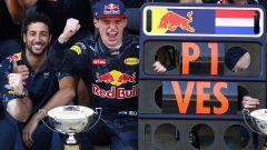 Max Verstappen - prima vittoria di carriera con la Red Bull RB12 a Barcellona (2016)