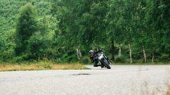 Maxi comparativa naked medie: Kawasaki Z900 in azione