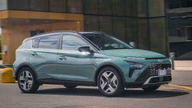 Maxi rottamazione Hyundai: nuova Bayon