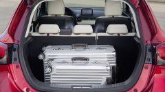 Mazda 2 bagagliaio