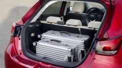 Mazda 2 capienza bagagliaio