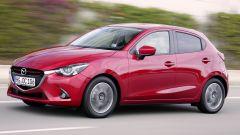 Mazda 2 dinamica