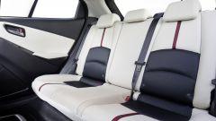 Mazda 2 interni posteriore