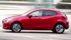 Mazda 2 laterale