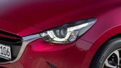 Mazda 2 luce a led