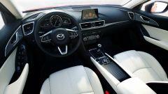 Mazda 3 2017: con il restyling arriva un nuovo volante