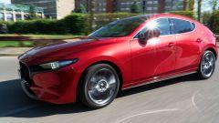 Mazda 3 Skyactiv-D: assetto efficace e motore elastico