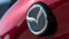 Mazda 3 Skyactiv-D: il logo sul portellone