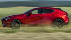 Mazda 3 Skyactiv-x vista laterale