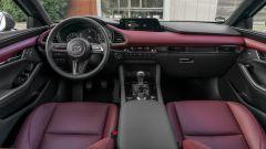Mazda 3 vista plancia