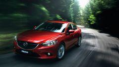 Mazda 6 2013: foto, dati e un video ufficiale - Immagine: 17