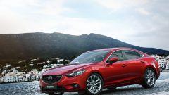 Mazda 6 2013: foto, dati e un video ufficiale - Immagine: 16