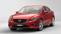 Mazda 6 2013: foto, dati e un video ufficiale - Immagine: 33