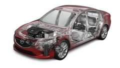 Mazda 6 2013: foto, dati e un video ufficiale - Immagine: 37