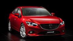 Mazda 6 2013: foto, dati e un video ufficiale - Immagine: 10