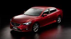 Mazda 6 2013: foto, dati e un video ufficiale - Immagine: 3