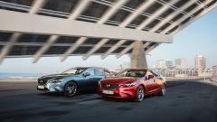 Mazda 6 2017: allo stile, solamente ritocchi di fino