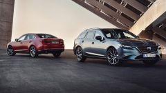 Mazda 6 2017: G-Vectoring control e fine tuning