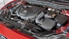 Mazda 6 Wagon 2.2 diesel AWD automatica: il motore Skyactive-D