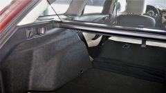 Mazda 6 Wagon 2.2 Skyactive-D AWD automatica: dettaglio della cappelliera autoavvolgente