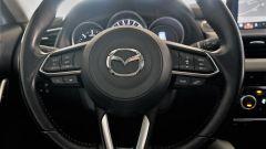 Mazda 6 Wagon 2.2 Skyactive-D AWD automatica: i comandi al volante