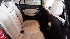 Mazda 6 Wagon 2.2 Skyactive-D AWD automatica: i sedili posteriori
