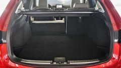 Mazda 6 Wagon 2.2 Skyactive-D AWD automatica: il bagagliaio