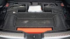 Mazda 6 Wagon 2.2 Skyactive-D AWD automatica: il doppiofondo nel bagagliaio