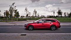Mazda 6 Wagon 2.2 Skyactive-D AWD automatica: il profilo
