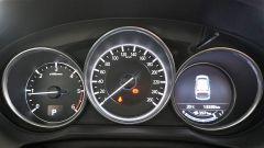 Mazda 6 Wagon 2.2 Skyactive-D AWD automatica: il quadro strumenti