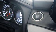 Mazda 6 Wagon 2.2 Skyactive-D AWD automatica: il tasto di avviamento