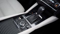 Mazda 6 Wagon 2.2 Skyactive-D AWD automatica: la leva di comando del cambio