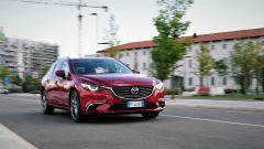 Mazda 6 Wagon 2.2 Skyactive-D AWD automatica: prova su strada