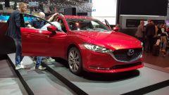 Mazda 6 Wagon, Live salone di Ginevra 2018