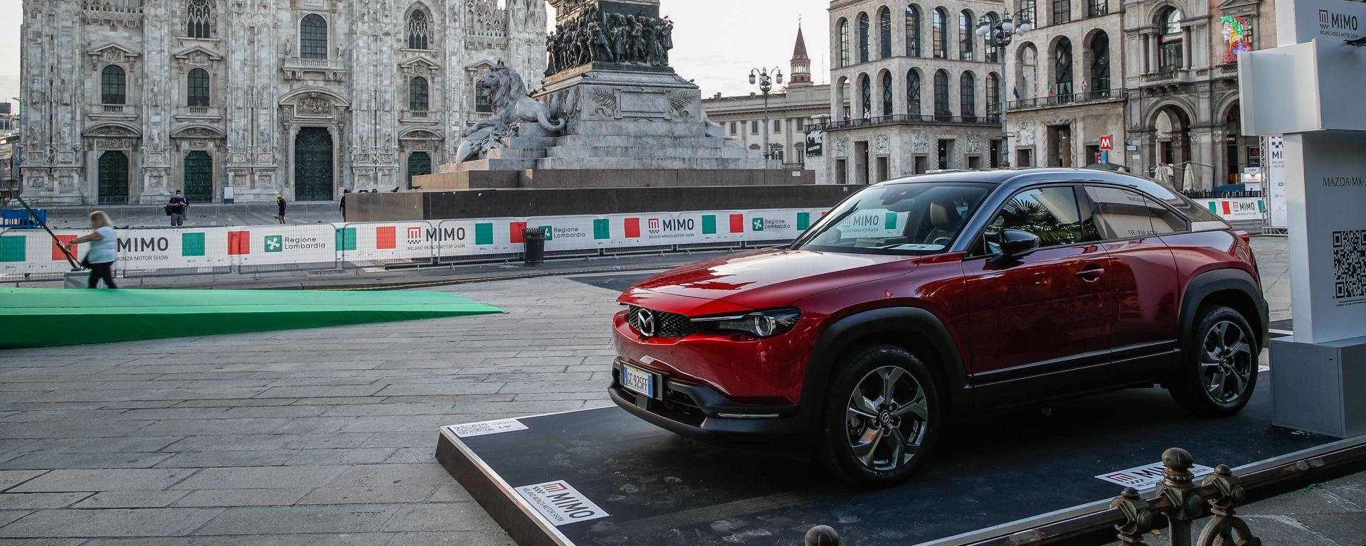 Mazda a MIMO 2021: l'intervista a Roberto Pietrantonio, Amministratore Delegato di Mazda Italia