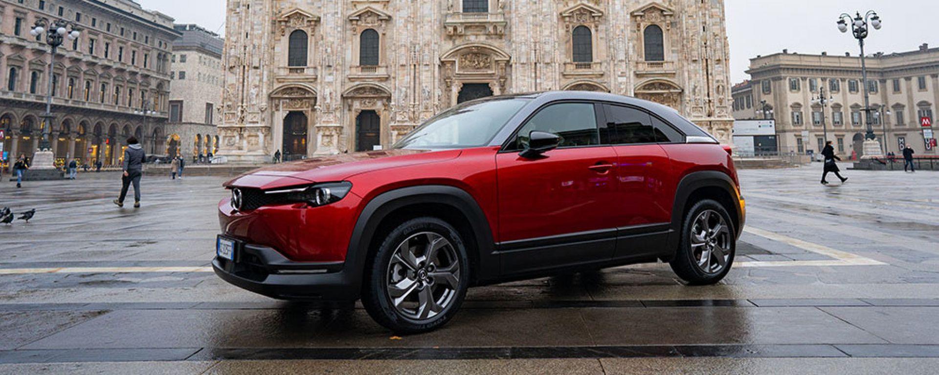 Mazda al MIMO 2021