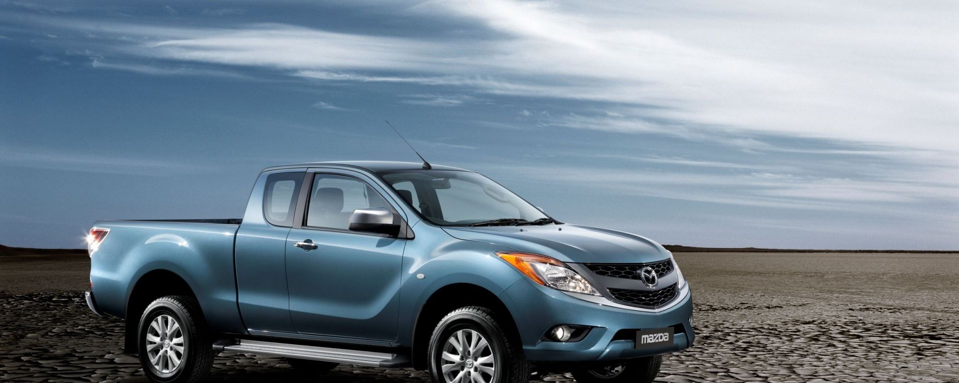 Mazda BT-50 Freestyle Cab 2012