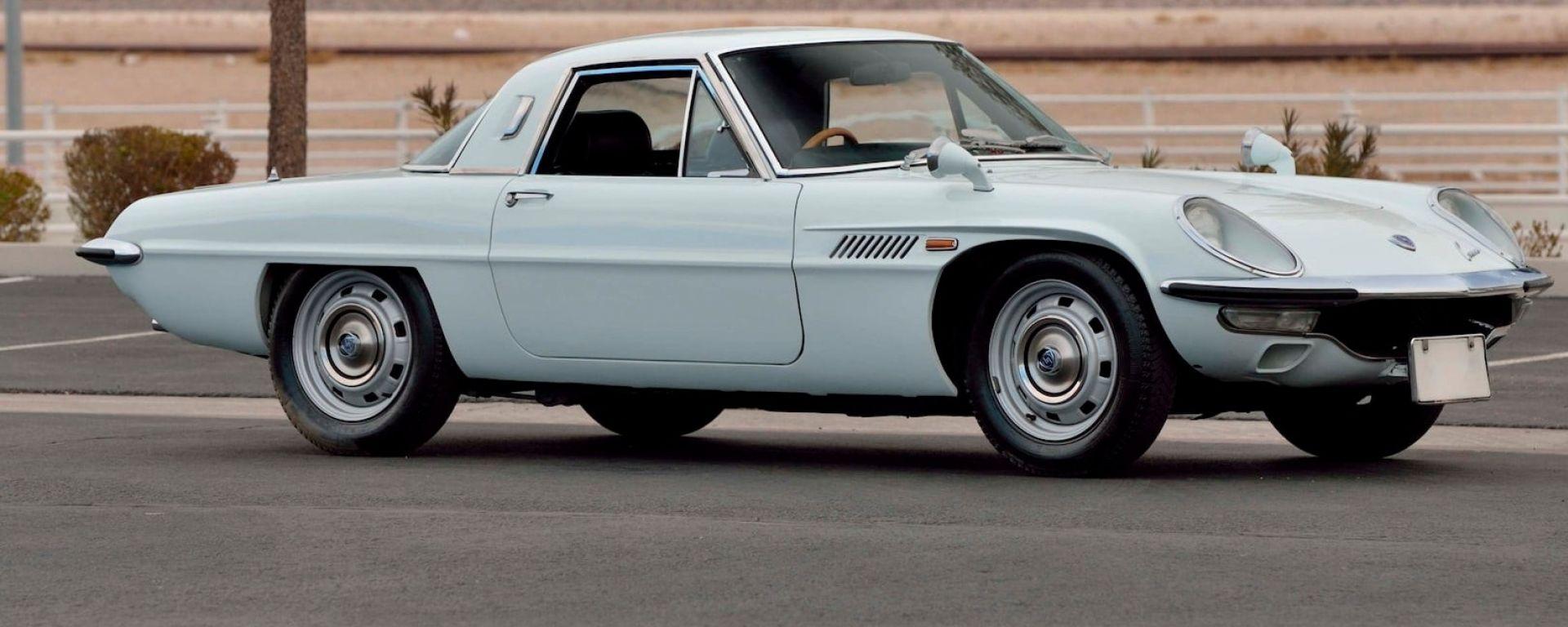 Mazda Cosmo Sport all'asta