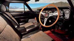 Mazda Cosmo Sport: interni