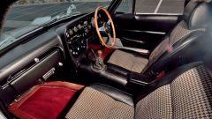 Mazda Cosmo Sport: l'abitacolo