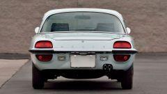 Mazda Cosmo Sport: posteriore