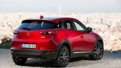 Mazda CX-3 1.5D 4WD AT Exceed - Immagine: 16