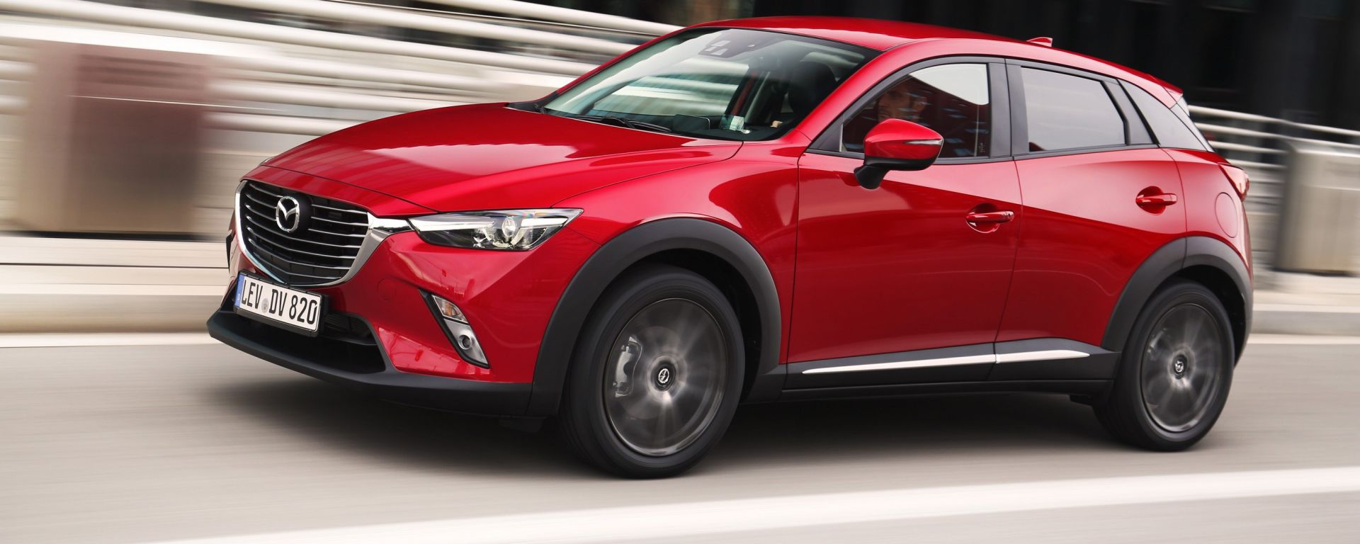 Mazda CX-3 1.5D 4WD AT Exceed