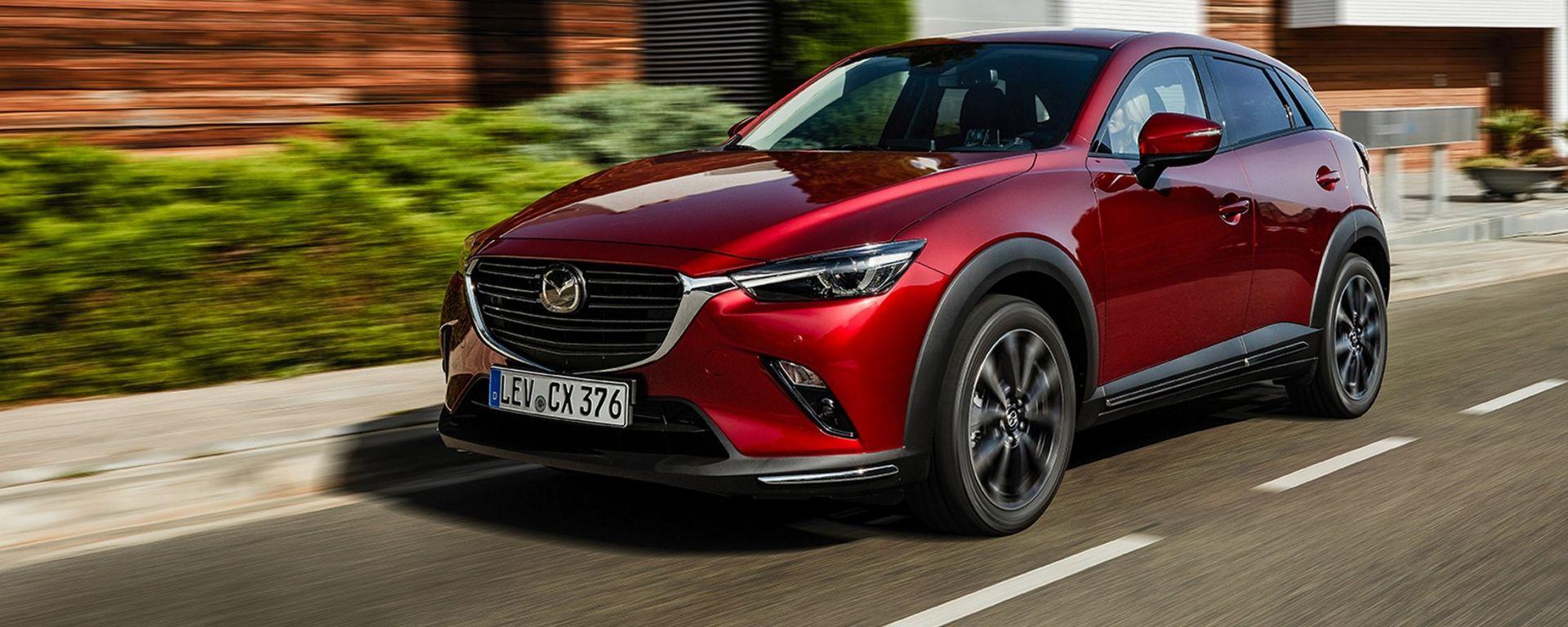 Mazda CX-3 2018: comodità da SUV, anima da MX-5