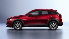 Mazda CX-3 2018: comodità da SUV, anima da MX-5 - Immagine: 20