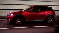 Mazda CX-3 2018, espressione del Kodo Design