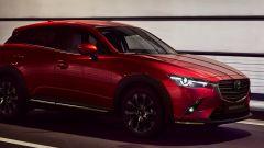 Mazda CX-3 2018, il restyling è servito