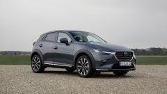 Mazda CX-3 2021: 3/4 anteriore